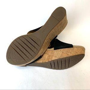 Clarks Shoes - Clark's Annadel Eirwyn Wedge Sandal